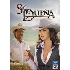 Fernando Colunga y Lucero. Soy tú Dueña.