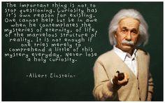 a holy curiosity!