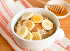 Slow Cooker Banana-Nut Oatmeal