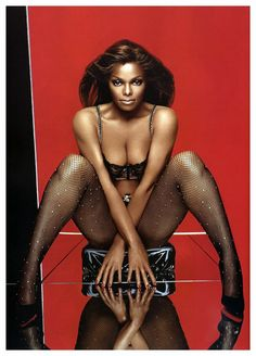 """Janet Jackson is a singer and actress known for the singles as """"Nasty"""", """"Rhythm Nation"""", """"That's the Way Love Goes"""", """"Together Again"""" and """"All for You"""". Jackson Family, Janet Jackson, Divas, King B, The Jacksons, Beautiful Black Women, Swagg, Dame, Blond"""