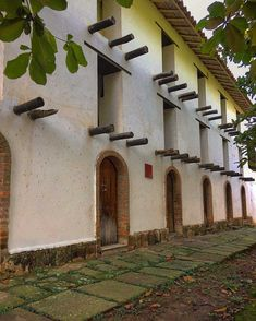 Pueblos Patrimonio de Colombia Facades, South America, Latina, Beautiful Places, Iphone, Blog, Travel, Places To Travel, Viajes