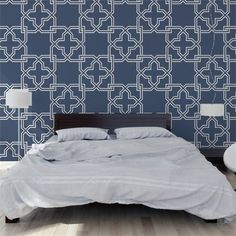 Pierson Bed, Furniture, Home Decor, Wall Papers, Pattern, Decoration Home, Stream Bed, Room Decor, Home Furnishings