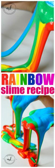 how to make slime no borax or shaving cream