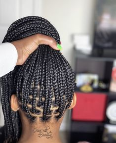 Box Braids Hairstyles 45 Box Braids Hairstyles To Do YourselfYou can find Box braids and more on our website.Box Braids Hairstyles 45 Box Braids Hairstyles To Do Yourself Braided Hairstyles Updo, Cornrows Updo, Braided Hairstyles For Black Women, African Braids Hairstyles, Braided Updo, Girl Hairstyles, Box Braids Updo, Long Cornrows, Braids Easy
