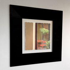 Specchio moderno per ingresso in plexiglass. #specchio #moderno #ingresso #plexiglass #roma #verona