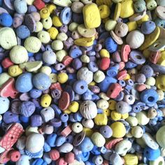 Beads, Beads & More Beads