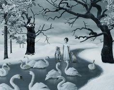 Helena Blomqvist, Among Swans