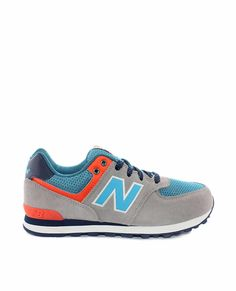 Zapatillas NEW BALANCE gris KL574