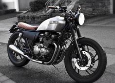 Scrambler Custom, Scrambler Motorcycle, Moto Guzzi, Classic Bikes, Custom Bikes, Cars And Motorcycles, Motorbikes, Yamaha, Custom Design