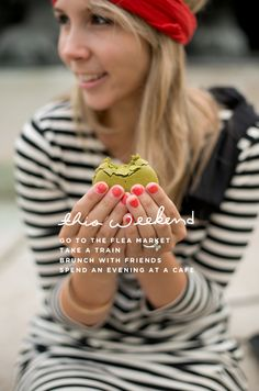 This Weekend  |  The Fresh Exchange