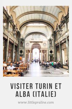 Visiter Turin et Alba en partant de Lyon en voiture. Partir à la recherche des spécialités locales italiennes. #turin #alba #italie #roadtrip