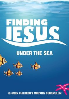 Create my own lesson plan - Finding Jesus 12-Week Children's Ministry Curriculum