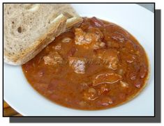 Czech Recipes, Ethnic Recipes, Food 52, Chana Masala, Ham, Curry, Food And Drink, Cooking, Health