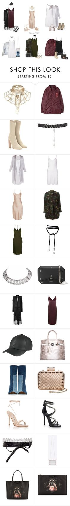"""No. 55 // 56 // 57 // 58 // 59 // 60"" by beautybolt on Polyvore featuring River Island, Givenchy, adidas Originals, Asilio, Organic by John Patrick, Maiyet, Balenciaga, Burberry, Topshop and YEEZY Season 2  beautybolt.wordpress.com"