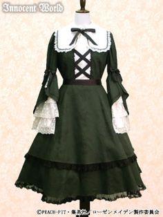 Innocent World and Rozen Maiden collaboration: Suiseiseki Dress
