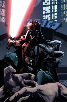 Darth Vader's Force Choke