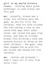 *laughs nervously* i totally knew that on my own because i'm smart and stuff (credit: roszy on tumblr)