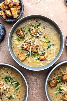 Pumpkin Recipes, Fall Recipes, Beef Recipes, Soup Recipes, Vegetarian Recipes, Dinner Recipes, Healthy Recipes, Vegan Soups, Vegan Food