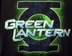 Green Lantern Tee Shirt Black Large DC Comics Vinyl Corps Light Emblem Universe #DCComics #GraphicTee