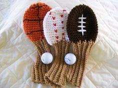 Sports Golf Club Covers/ baseball football basketball/1-3-5/custom/Cbbcreations
