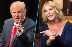 "Can you tell which phrases are Trump quotes or ""Housewives"" quips? Nyc Housewives, Housewife Quotes, Trump Quotes, New York Post, Playbuzz, Orange County, Trivia, Donald Trump, Politics"