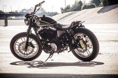 Harley-Davidson Sportster 48 Street Tracker par RSD
