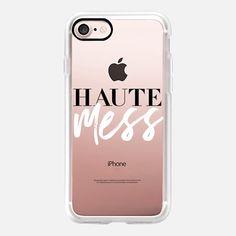 Haute Mess - Classic Grip Case  | phone cases | phone cases for girls | phone cases for guys | iPhone 6 | iPhone 7