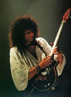 Brian May, Queen via @EmmaCaswell13