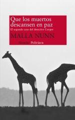 Que los muertos descansen en paz de Malla Nunn