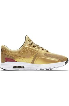 the latest 4fa5f 1bb02 AirMax Gold Zero Nike Max, Sneakers Nike, Nike Shoes, Athleisure, Shoes  Sandals