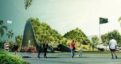 Proposta para o Pavilhão do Brasil na Expo Milão 2015 / Lompreta Nolte Arquitetos