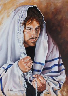 Oil painting : Praying for Israel,  Romans 10:1 Brethren, my heart's desire and prayer to God for Israel is, that they might be saved. www.artofkleyn.com