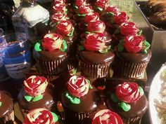 Kentucky Derby Cupcakes