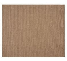 Oliver Pinstripe Indoor/Outdoor Rug - Natural/Black #potterybarn 8x10 $349 no longer available. Out of season? Porcg