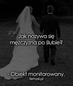 Jak nazywa się mężczyzna po ślubie?