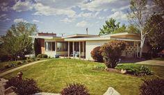 Salt Lake City Mid Century Home for Sale - Real Estate