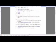Blog Syndication - Learn How To Promote Any Online Content   Many people don't know how to promote their content after they create it.  This video will provide some different methods to get your content out to the public.  It does take some time but you can always outsource this as well.  This isn't just for blogging...you can use this to promote...
