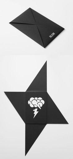 18 Brilliantly Creative #Postcard Designs via @bashooka