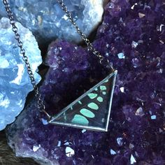 Common Jay Butterfly Pendant