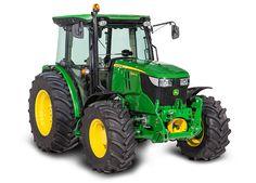 Tracteur John Deere 5090G série 5G