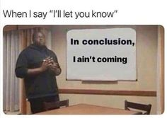 Introvert Meme, Introvert Problems, Infj Infp, John Maxwell, Mbti, Funny Relatable Memes, Funny Quotes, Funniest Memes, True Memes