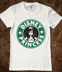 Mermaid Princess (Junior) - Adventure Tees - Skreened T-shirts, Organic Shirts, Hoodies, Kids Tees, Baby One-Pieces and Tote Bags