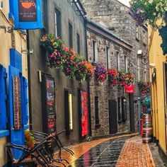 Visit Galway (@visitgalway) • Instagram photos and videos Best Of Ireland, Photo And Video, Street, City, Places, Videos, Irish, Photos, Instagram
