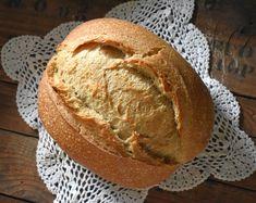 No-knead Whole Wheat Sourdough Bread THM-E | Around the Family Table – Food. Fun. Fellowship Sourdough Cinnamon Rolls, Whole Wheat Sourdough, Whole Grain Wheat, Sourdough Pizza, Sourdough Recipes, Whole Wheat Bread, Thm Recipes, Bread Recipes, Play Dough
