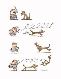 Fetch by Tim Miller