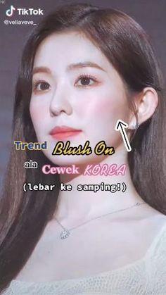Simple Makeup Tips, Natural Makeup Tips, Simple Makeup Looks, Kpop Beauty Tips, Cute Makeup, Pretty Makeup, Korea Makeup, Asian Eye Makeup, Makeup Looks Tutorial