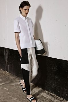 See the complete Joseph Spring 2014 Ready-to-Wear collection.