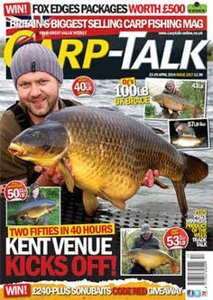 1000 images about carp angling magazines and publications for Free fishing magazines