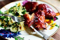 Oven BBQ Chicken