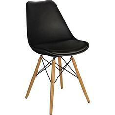 Eames Chair Gepolstert buy hygena chair white at argos co uk your shop
